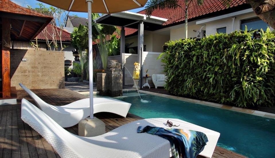 Berawa Beach Residence Bali - Kolam Renang