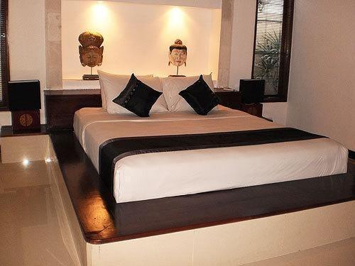 Dewata III Villa Bali - Kamar