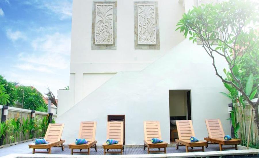 Sari Villa Sanur Beach Bali - Eksterior