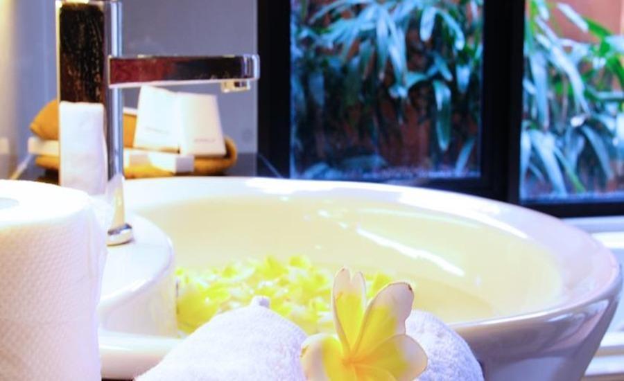 Sari Villa Sanur Beach Bali - Kamar mandi