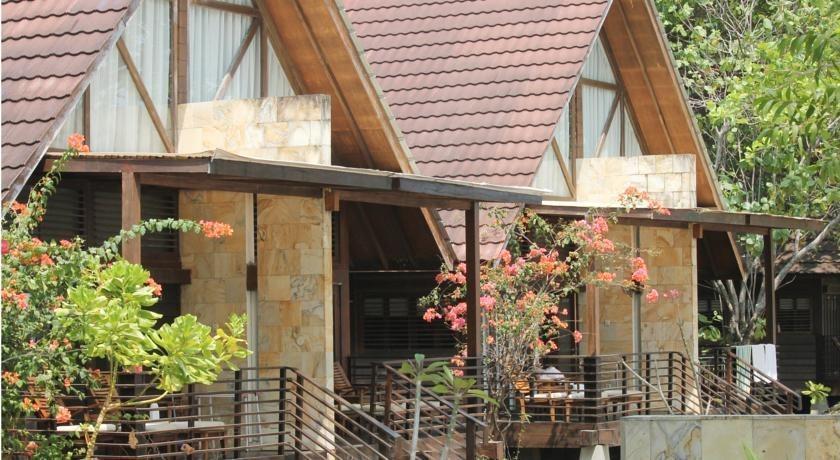 Pulau Umang Resort Pandeglang - Eksterior