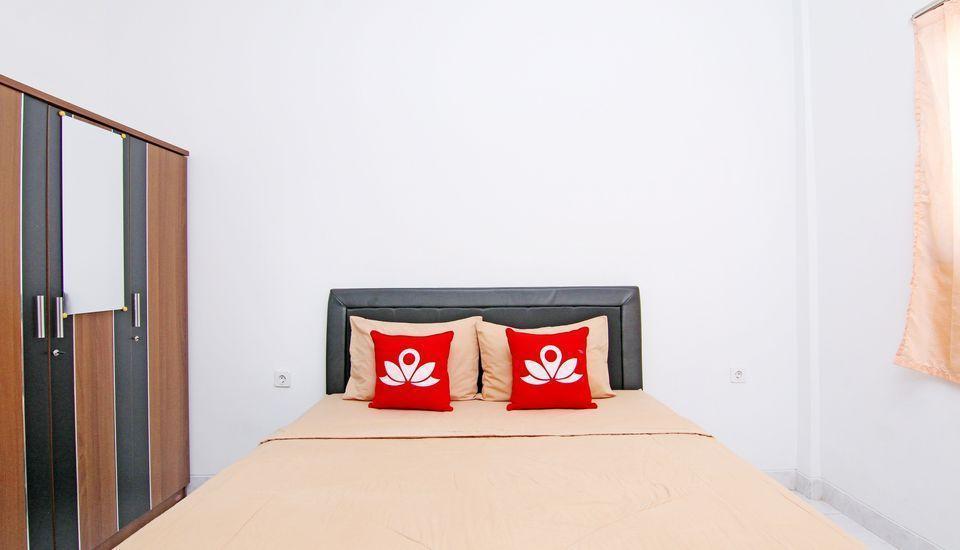 ZenRooms Raya Gelogor Carik Denpasar - Kamar tidur