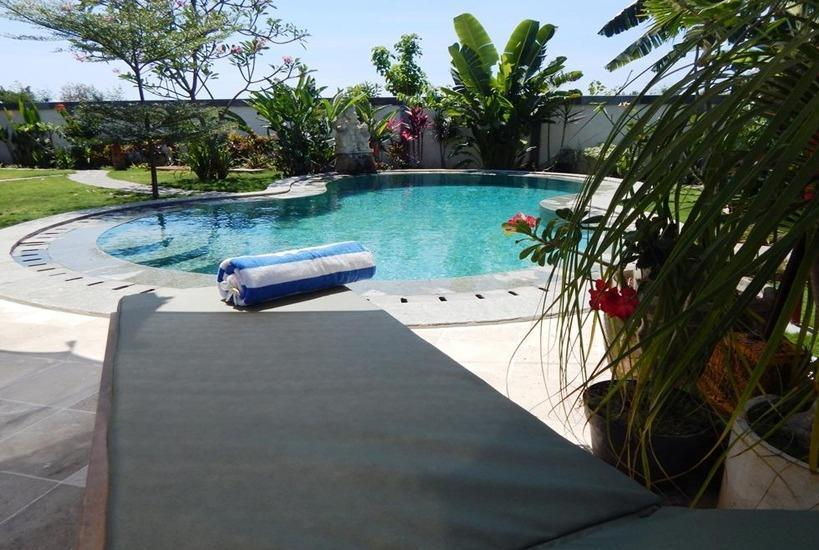 Villa Turtle Dove Menjangan Bali - Fasilitas