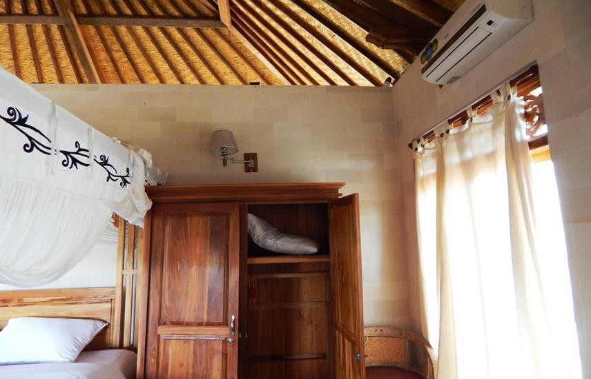 Villa Turtle Dove Menjangan Bali - Kamar