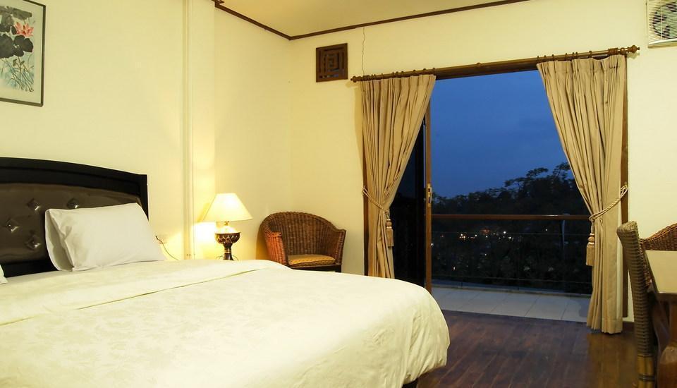 Wisma Joglo Hotel Bandung - Kamar Deluxe