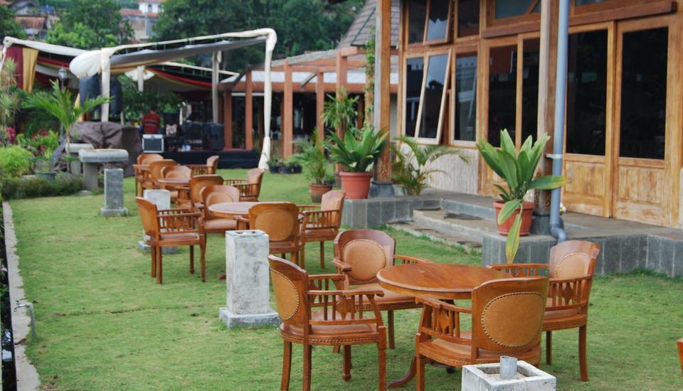 Wisma Joglo Hotel Bandung - Lounge