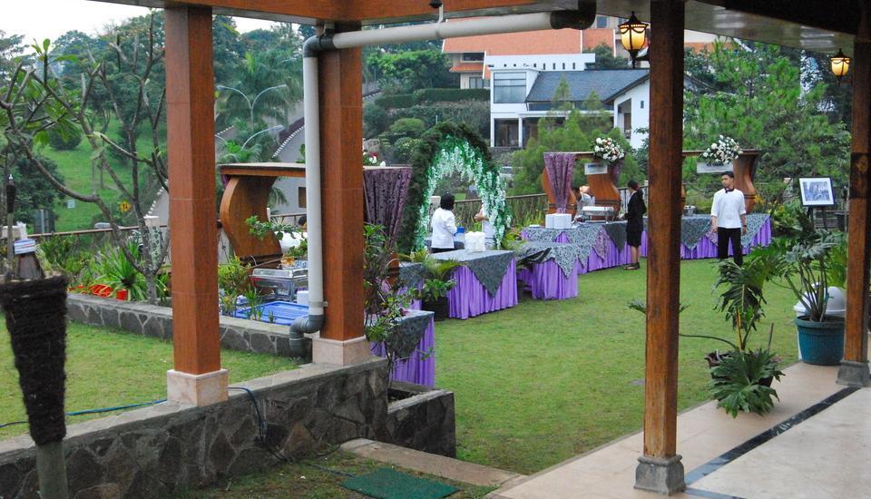 Wisma Joglo Hotel Bandung - Acara pernikahan