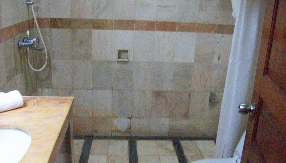 Wisma Joglo Hotel Bandung - Shower