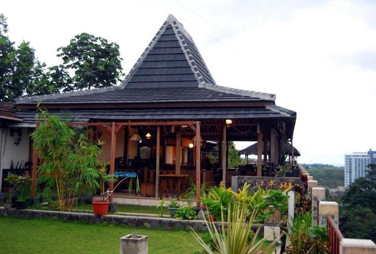 Wisma Joglo Hotel Bandung - Appearance