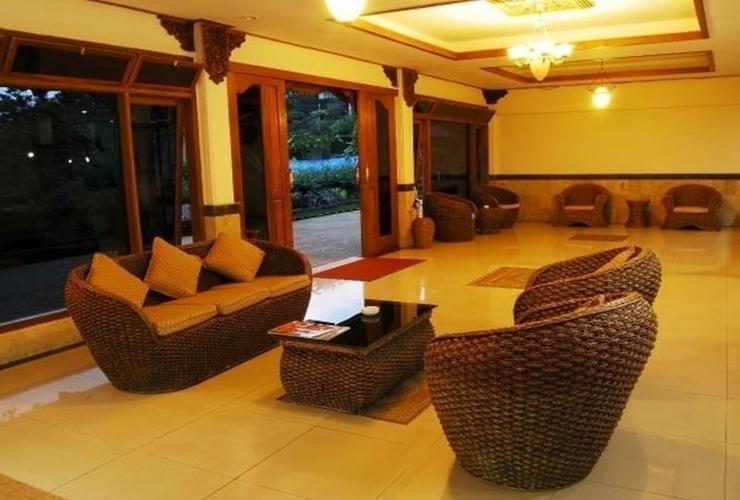 Wisma Joglo Hotel Bandung - Lobby