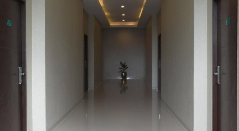 DPalma Hotel Bandung - Corridor
