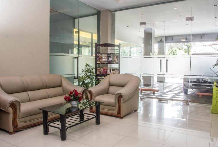 DPalma Hotel Bandung - Lobby