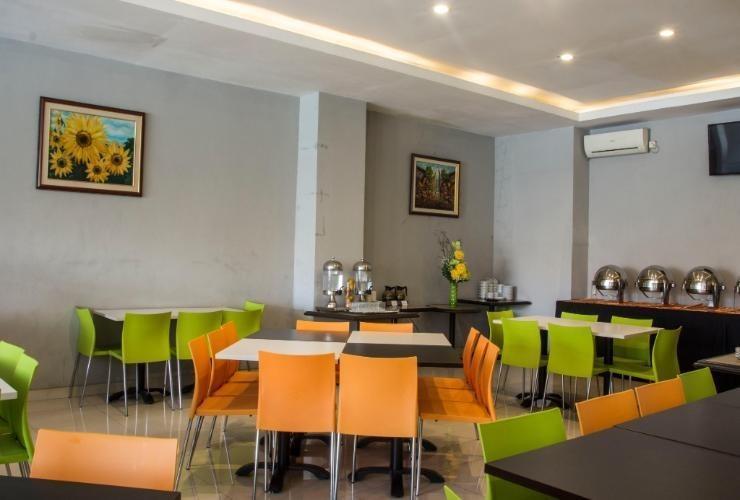 DPalma Hotel Bandung - Restaurant