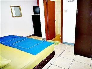 De Sun Pasteur Guest House Bandung - kamar Supeior  Non AC