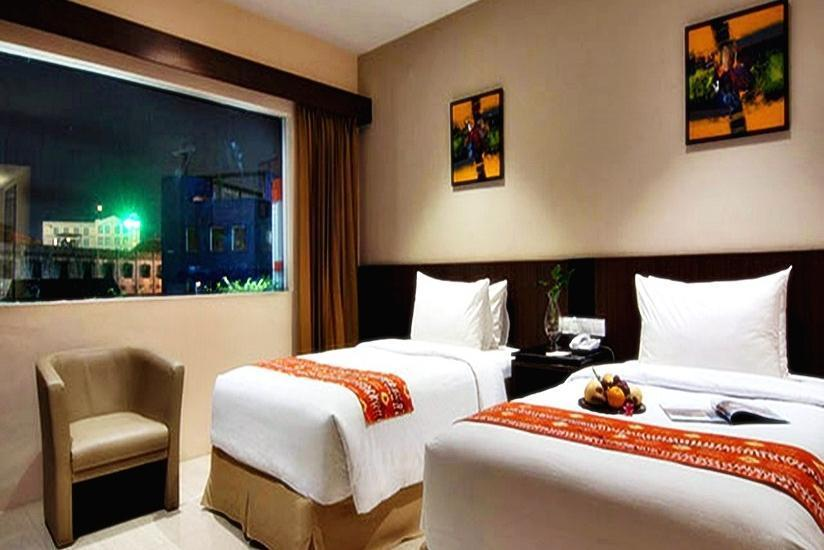 Hotel Aria Barito Banjarmasin - Deluxe Room Only Regular Plan