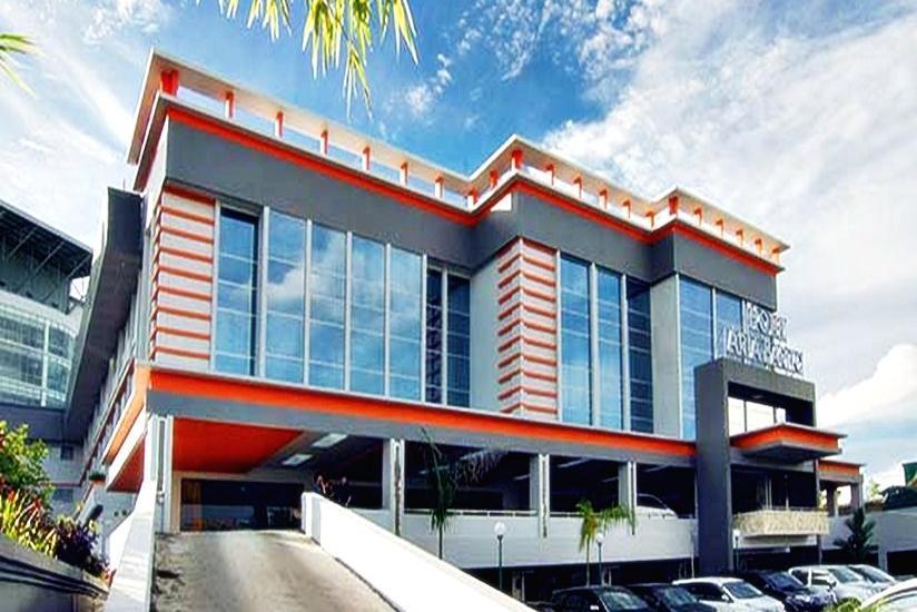 Hotel Aria Barito Banjarmasin - Tampilan Luar Hotel