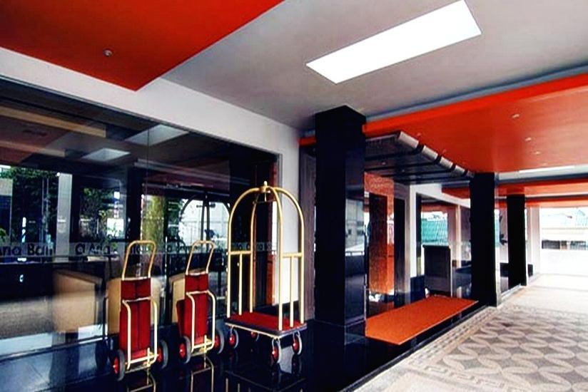 Hotel Aria Barito Banjarmasin - Eksterior