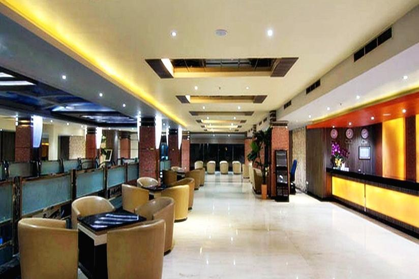 Hotel Aria Barito Banjarmasin - Lobi