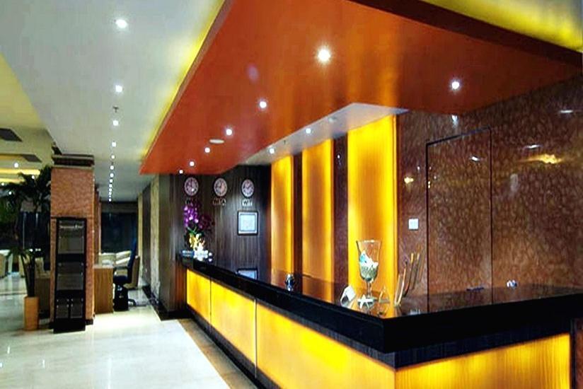 Hotel Aria Barito Banjarmasin - Resepsionis