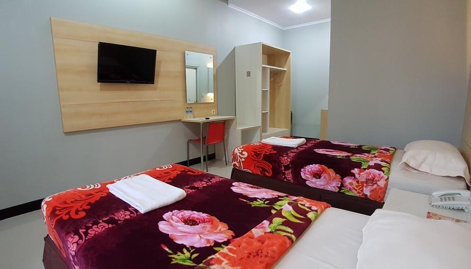 La Derra Hotel Purwakarta - Grand Deluxe Room Only Regular Plan