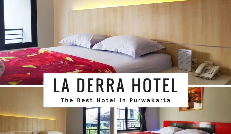 La Derra Hotel Purwakarta - Rooms