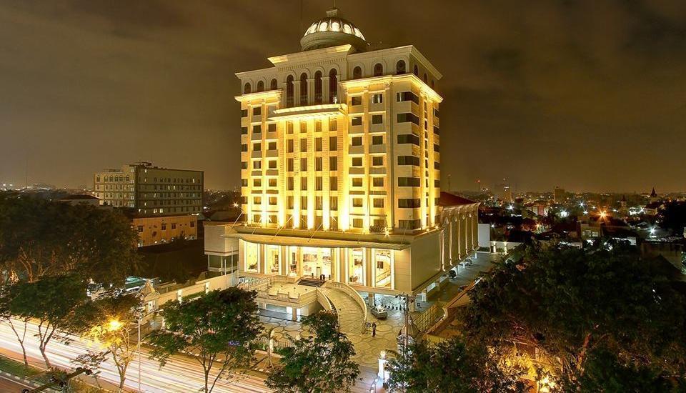 Grand Serela Medan - Tampilan Luar Hotel