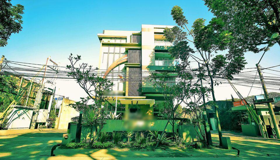 ZenRooms Near PVJ Bandung - Tampak luar