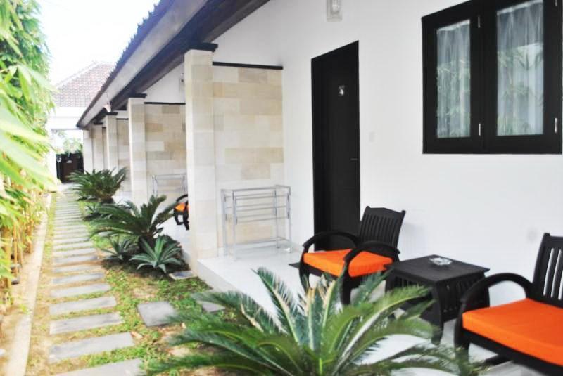 Tanjung Lima Villas Bali - Teras