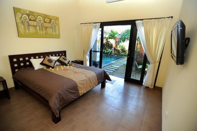 Tanjung Lima Villas Bali - Kamar tamu