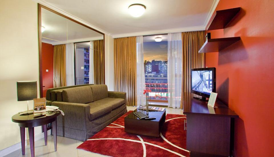 Aston Rasuna - Suite Room