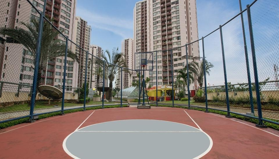 Aston Rasuna - Facilities - Basketball Court