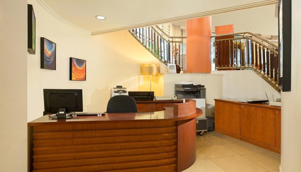 Aston Rasuna - Facilities - Business Center
