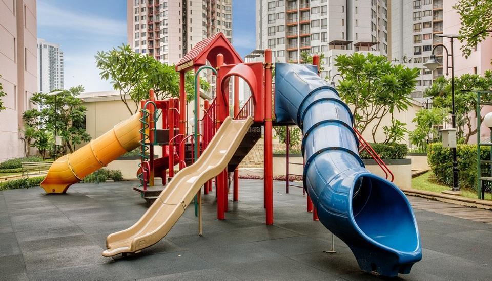 Aston Rasuna - Facilities - Children Playground