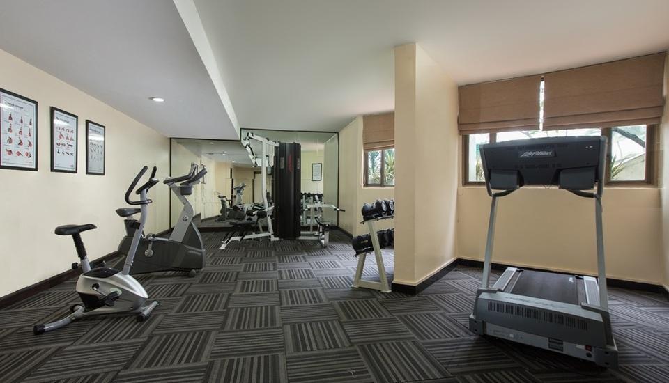 Aston Rasuna - Facilities - Mini Gym