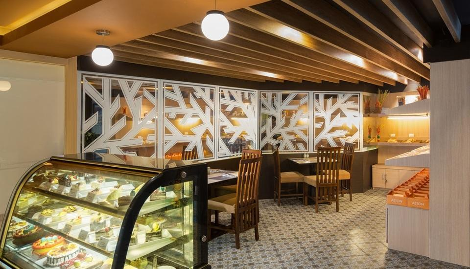 Aston Rasuna - meZZa Resto, Bar & Lounge - Bakery Corner