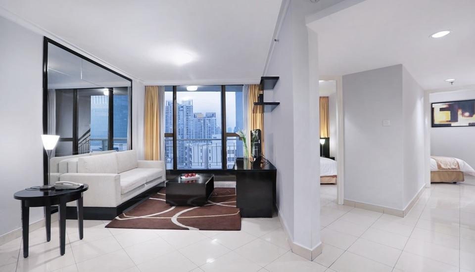 Aston Rasuna - Two Bedroom Superior