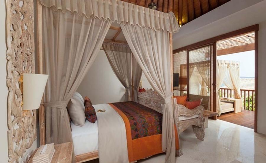 The Royal Purnama Art Suites & Villas Bali - One Bedroom Jacuzzi Sea View The Royal Purnama Big Deal!