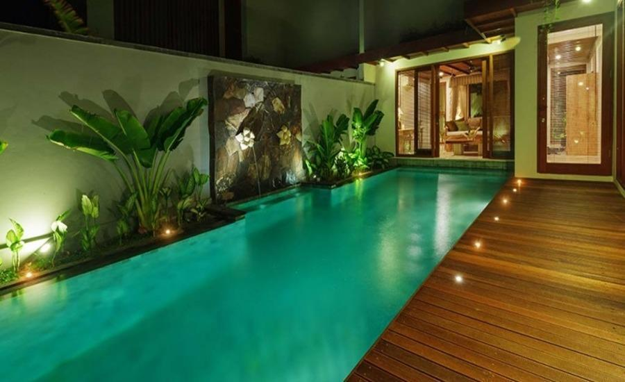 The Royal Purnama Art Suites & Villas Bali - Two Bedroom Pool & Jacuzzi Villa Regular Plan