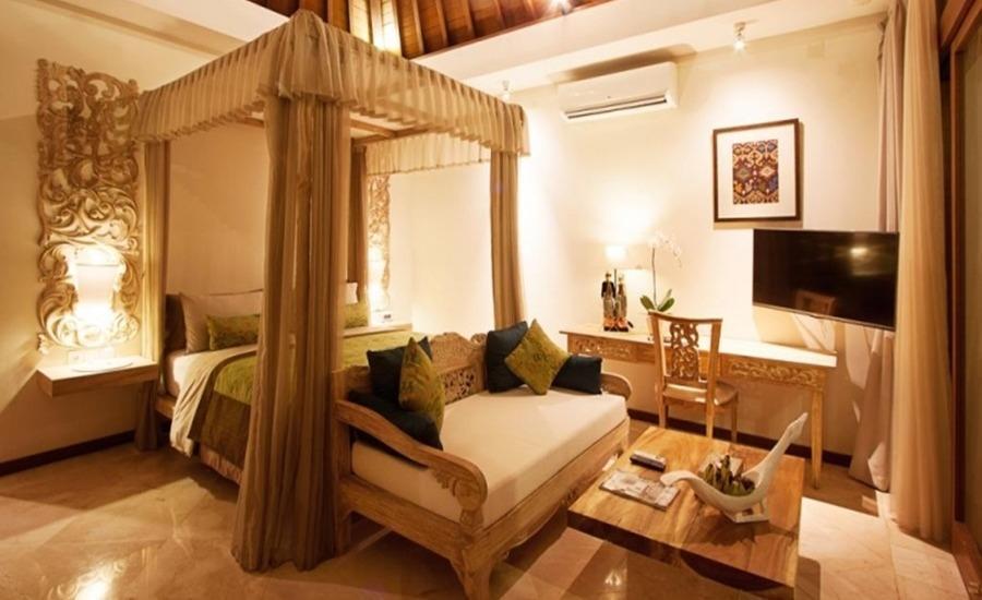 The Royal Purnama Art Suites & Villas Bali - Kamar tamu