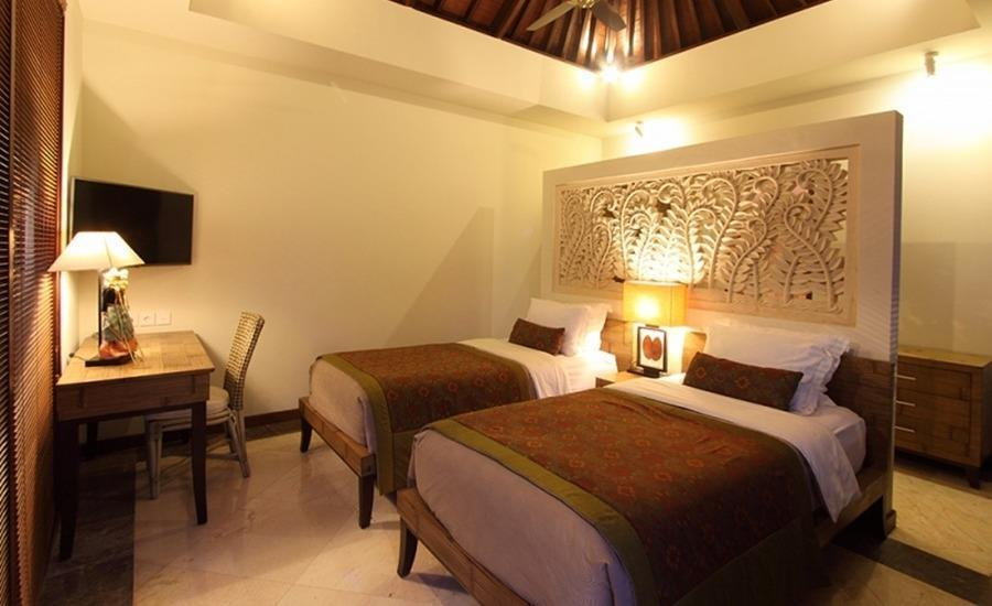 The Royal Purnama Art Suites & Villas Bali - Two Bedroom Pool Villa Promosi Reguler 1