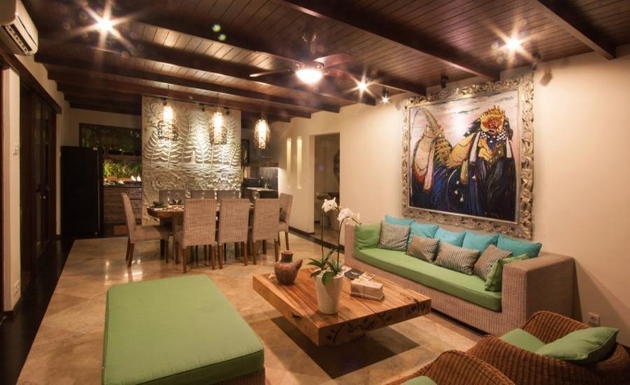 The Royal Purnama Art Suites & Villas Bali - Four Bedroom Pool Villa Reguler promosi 2
