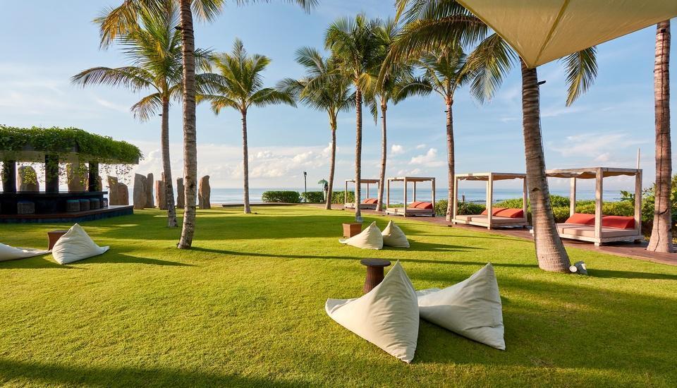 The Royal Purnama Art Suites & Villas Bali - Taman