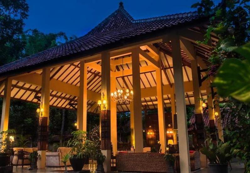 Rumah Boedi Private Residence Borobudur Magelang - Eksterior