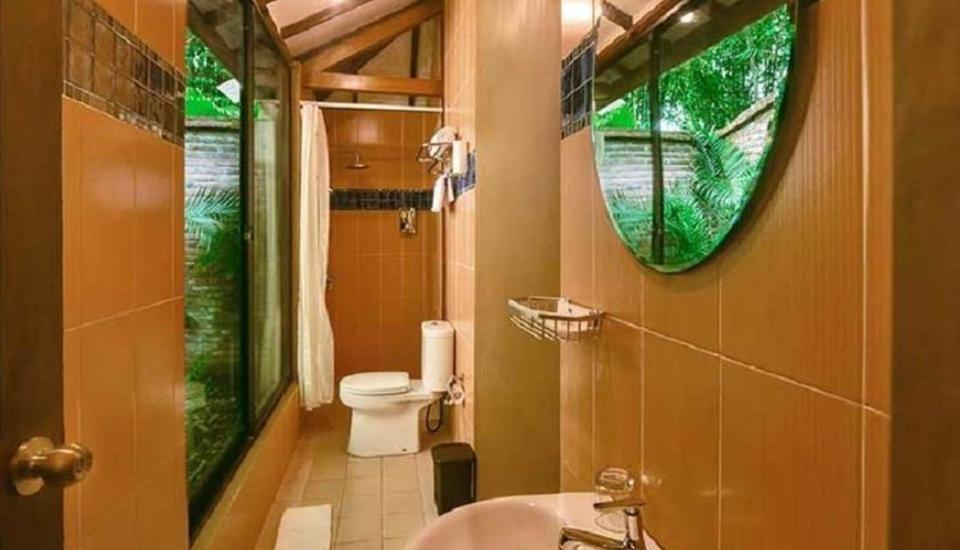 Rumah Boedi Private Residence Borobudur Magelang - Kamar mandi