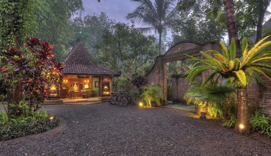 Rumah Boedi Private Residence Borobudur Magelang - view