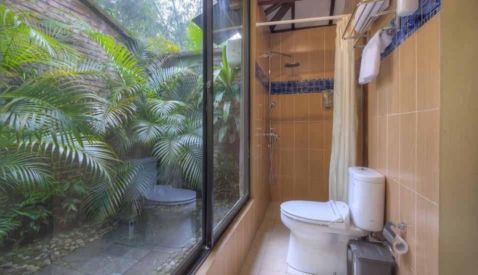 Rumah Boedi Private Residence Borobudur Magelang - toilet keputran
