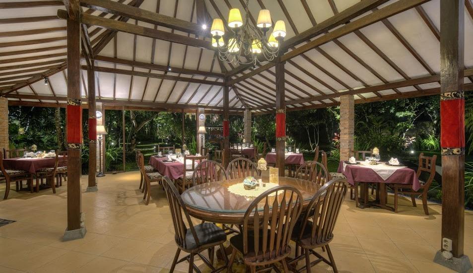 Rumah Boedi Private Residence Borobudur Magelang - resto