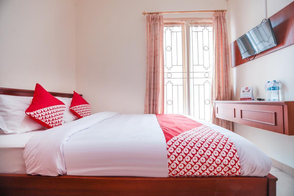 OYO 162 MS Residence Jakarta - Bedroom