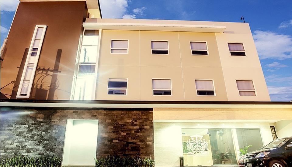 Pondok Labu Residence Jakarta - Tampilan Luar Hotel