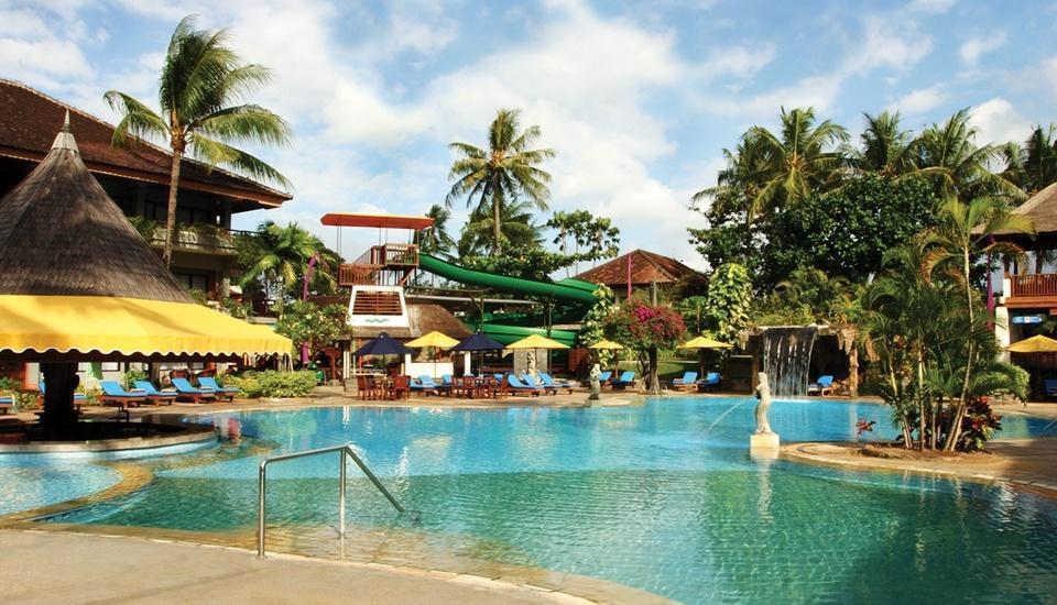 Bali Dynasty Resort Bali - Kolam Renang